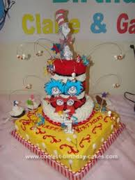 dr seuss birthday cake coolest dr seuss birthday cake