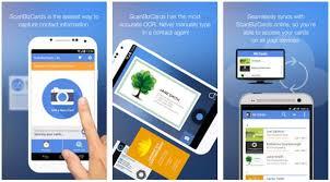 business card organizer app business card reader application for