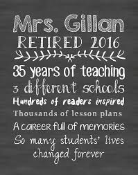 25 unique teacher retirement gifts ideas on pinterest