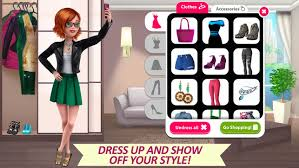 design clothes games for adults it girl celebrity story on the app store