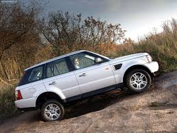 land rover lr3 off road land rover range rover sport 2006 pictures information u0026 specs