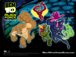 ben 10 alien force humungousaur giant force game
