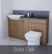 Wood Bathroom Furniture Bathcabz Bathroom Fitted Furniture Products