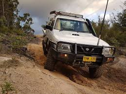nissan safari off road gu nissan patrol 4 2td ute 4x4 photos nissans pinterest