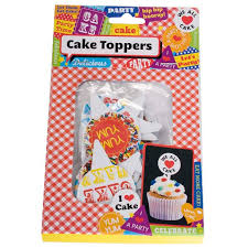 Christmas Cake Decorations Online by Birchcraft Christmas Cake Decoration Set Gingerbread Man Party