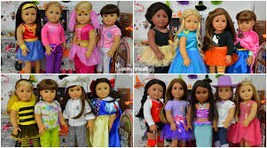doll halloween costumes all my american dolls 2015 special halloween edition doll