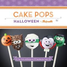 Halloween Cake Walk by Trick Out Your Treats With Cake Pops Halloween U2013 New Book And A