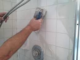 Cleaning White Grout Re Grout Floor Tile With How To Clean And Bathroom 8 Steps