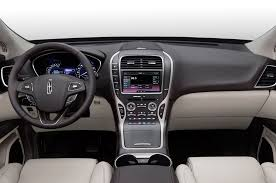 2007 Lincoln Mkx Interior 2016 Lincoln Mkx First Look Motor Trend