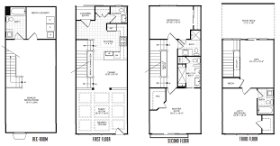 row house floor plan pretty design 9 row house modular plans narrow row house floor
