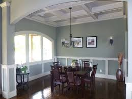 Traditional Dining Room by Traditional Dining Room With Box Ceiling U0026 Arched Window Zillow