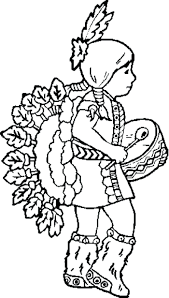 coloring pages of indian feathers indian coloring pages free download best indian coloring pages on