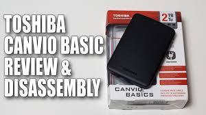 best black friday deals on portable hardrives toshiba canvio basics portable hard drive review u0026 disassembly 2tb