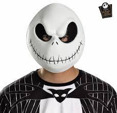 Jack Skellington Halloween Costume Jack Skellington Halloween Mask