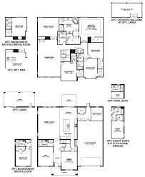 floor plan brady bunch house floor plan middle class modern house
