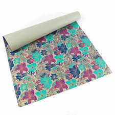 turquoise wrapping paper floral paisley gift wrap sheet wrapping paper sheets wrapping