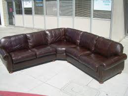 Thomasville Sectional Sofas by Uhuru Furniture U0026 Collectibles Sold Thomasville Leather