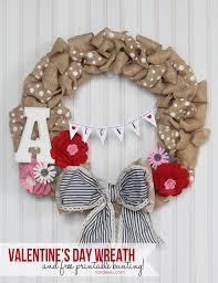 valentines day wreaths s day wreath landeelu