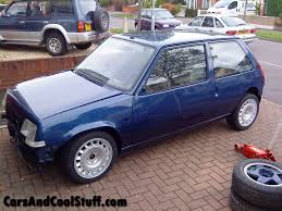 renault turbo for sale renault 5 raider blue cars and cool stuff japanese performance