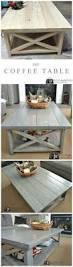 Diy Coffee Tables 20 Easy U0026 Free Plans To Build A Diy Coffee Table Diy Coffee