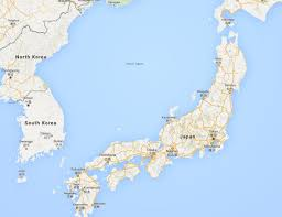 Sea Of Japan Map Who Are The Corpses On Ghostly Ships Washing Up In Japan