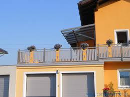 balkon alu modell torbau karrer