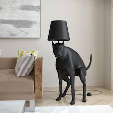 2017 visdanfo pooping dog floor lamp creative study ikea
