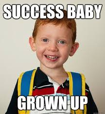 Success Meme Baby - meme baby grown up image memes at relatably com