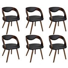 lot de 6 chaises salle à manger lot de 6 chaises de salle a manger remc homes