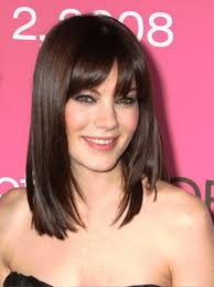 hairstyle for below the shoulder medium length straight hairstyles behairstyles com
