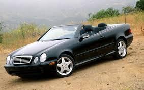 2001 Benz 2001 Mercedes Benz Clk Class Information And Photos Zombiedrive