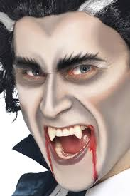 Halloween Dracula Makeup by Smiffy U0027s Fake Blood Capsules Smiffys Amazon Co Uk Toys U0026 Games
