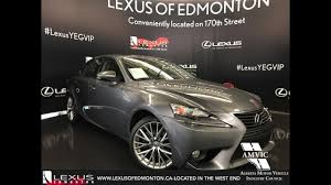 lexus used is used 2014 grey lexus is 250 awd luxury walkaround review