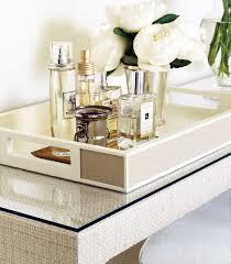 Makeup Vanity Tray Modern Perfume Tray 342