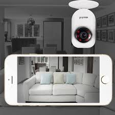 sricam sp009b 720p night vision wireless home security camera