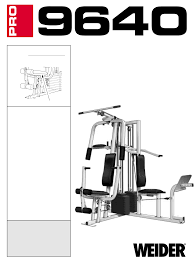 pro power home multi gym instruction manual gym zen