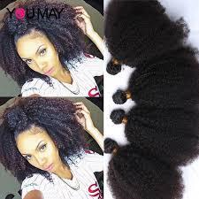 mongolian hair virgin hair afro kinky human hair weave mongolian afro kinky curly virgin hair style kinky curly hair 4 pcs