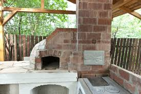 Backyard Brick Pizza Oven Brick Oven Plans Howtospecialist How To Build Step By Step