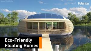 the eco friendly solar powered bubble is the home of the future