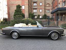 roll royce grey used rolls royce corniche cars for sale with pistonheads