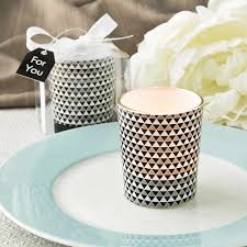 candle wedding favors candle wedding favors 1 in silver free custom tags