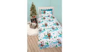 Asda Dinosaur Christmas Decoration by Paw Patrol Christmas Dashing Duvet Cover Home U0026 Garden George