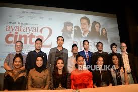 nama pemeran film ayat ayat cinta kekurangan sosok sempurna fahri aac 2 republika online