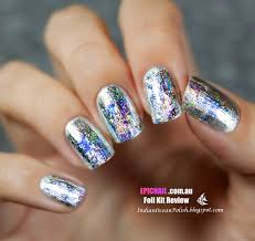 indian ocean polish review epicnail new nail foil kits