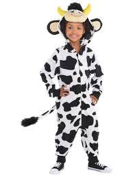 kids halloween costumes on sale kids cow onesie costume costume supercenter buy yours on sale