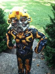Bumblebee Transformer Halloween Costume Review Costumesupercenter Bumblebee Transformers