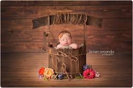 baby photography props weekly fan faves wishing well prop inspiration newborn
