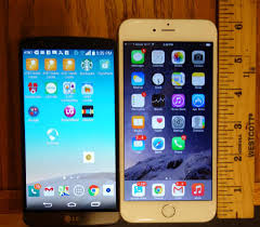 iphone 6 plus vs lg g3 is no slam dunk for the iphone