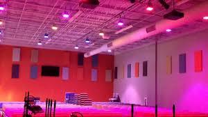 led house light color change