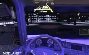 Colored Interior Car Lights Colored Interior Lights V 6 0 Mod For Ets 2